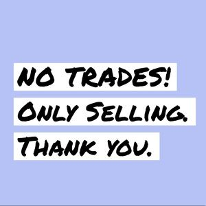 Other - NO TRADES.